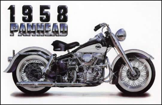 58 Panhead by Jack Knight, Artist