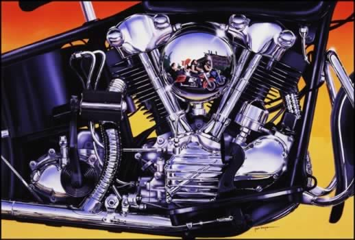 Knucklehead by Jack Knight, Artist