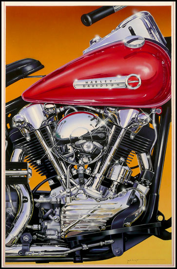 Red Knucklehead by Jack Knight, Artist